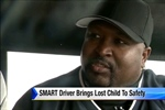 Driver Helps Lost Child