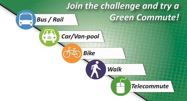 Commuter Challege Kick-off is Friday, April 21st
