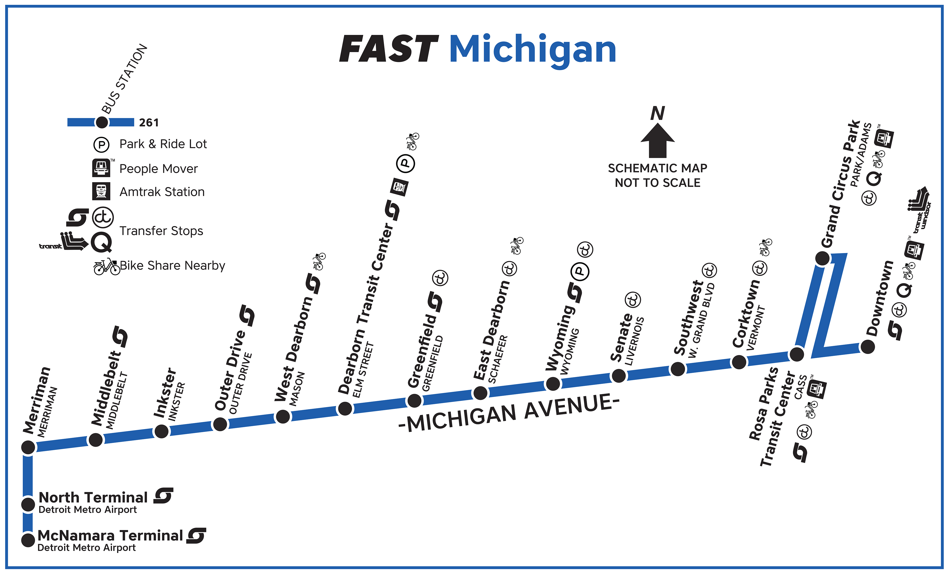 New Limited-Stop Service